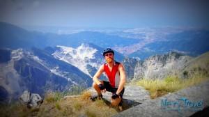 Dalle cave di Carrara al mare di Lerici