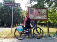 Vetralla in bici lungo la Via Francigena