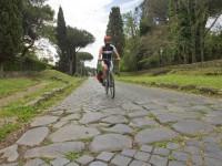 Anello sull'Appia Antica in bici
