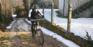 Anello dei Colli Euganei in mountain bike
