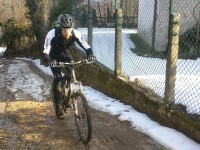 Anello dei Colli Euganei in mountain bike