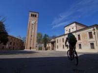 Il giro delle Abbazie della pianura veneta in bici