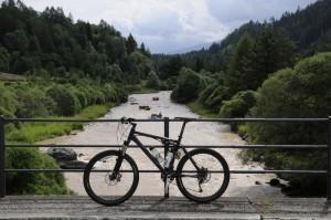 Tour della Val Cadino in MTB
