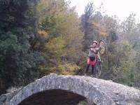Val di Merse in bici